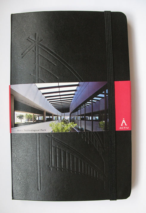Moleskine Cusom Edition Notebook
