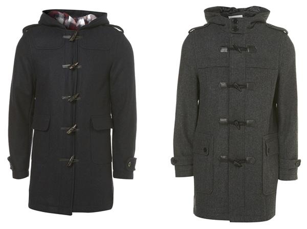 Topman 'Coat Of Arms' Duffel Coats | Definitive Touch - Men's ...
