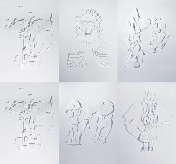 Sveta Shubina Paper Art