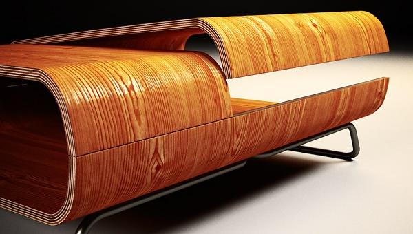 Woodtable By Tanya Yakoleva 1
