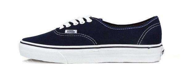 vans dress blues authentic