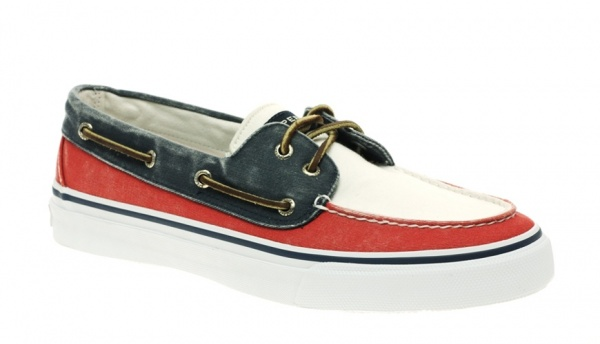 Sperry Top-Sider Bahama Canvas Shoe | Definitive Touch - Men's ...