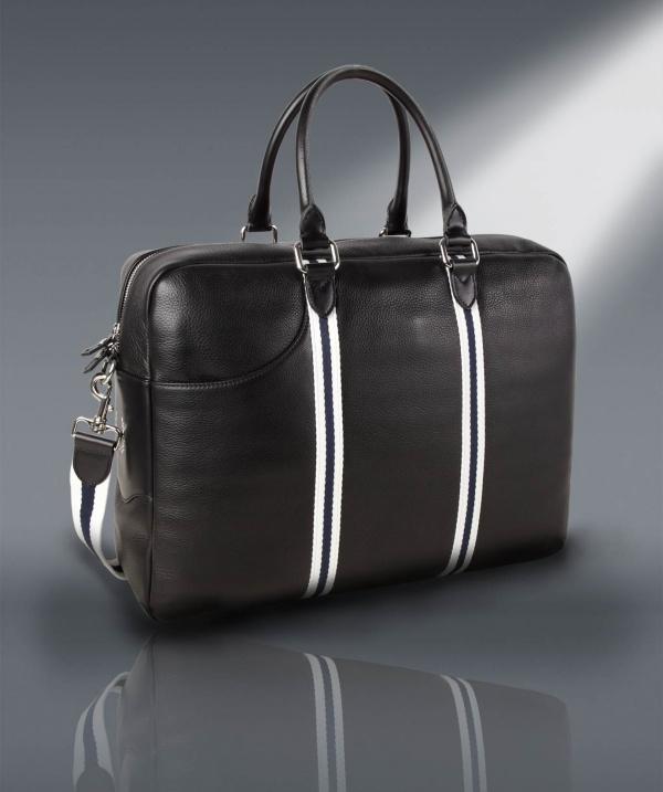 черная сумка фред перри