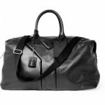 Yves Saint Laurent Hamptons Leather Holdall Bag