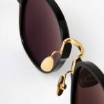 Luxe Square Sunglasses Black03