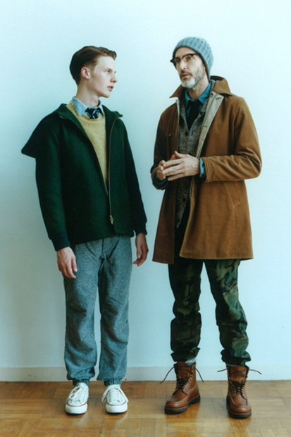 Beams Plus Fall/Winter 2012 Lookbook | Definitive Touch