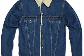 Levi's Vintage Clothing Sherpa Trucker Jacket