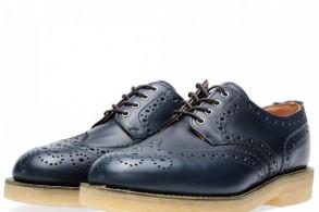 Woolrich Woolen Mills Brogue Shoe