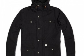 Wood Wood 'William' Hooded Jacket
