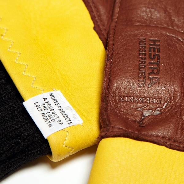 Norse Projects x Hestra Ivar Glove 1