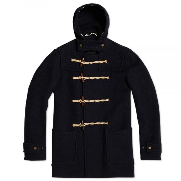 Gloverall Mid-Length Monty Duffel Coat