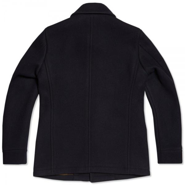 Edifice Melton Shawl Collar Coat 4