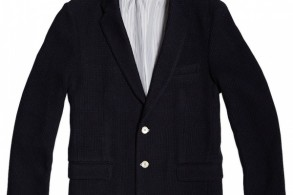 Journal Standard 2-Button Knitted Blazer