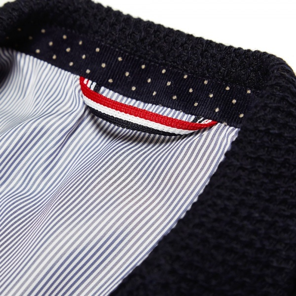 Journal Standard 2-Button Knitted Blazer 4