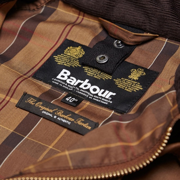 Barbour Japan SL Bedale Jacket 2