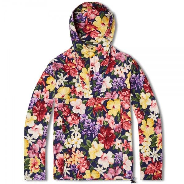 "Monitaly ""Pat"" Pullover Jacket"