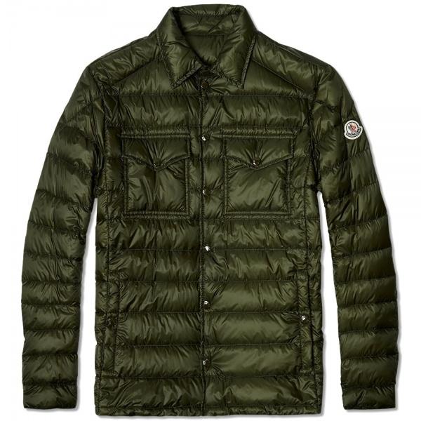 "Moncler ""Gregire"" Shirt Jacket"