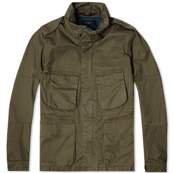 Paul Smith Twill M-65 Jacket