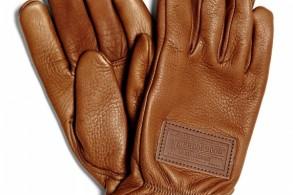 Neighborhood BT Leather Gloves